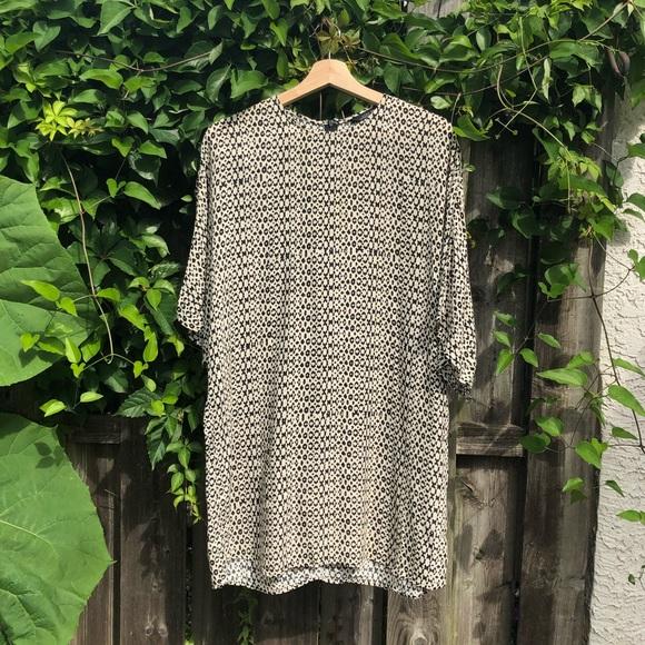 Zara Dresses & Skirts - Zara woven tee dress